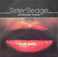 Cover Sister Sledge - We Are Family [Sure Is Pure Remix '93]